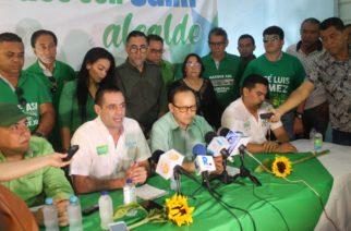 Campaña de Ordosgoitia utiliza a aspirante al Concejo del partido Verde para usurpar a la bancada