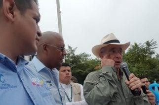 Expresidente Uribe cambió el sitio de sus reuniones en Arauca ante amenaza de atentado