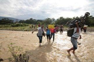 El paso por trochas colombo venezolanas se incrementó por el cierre de fronteras