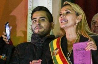 Colombia reconoce a Jeanine Áñez como presidenta interina de Bolivia