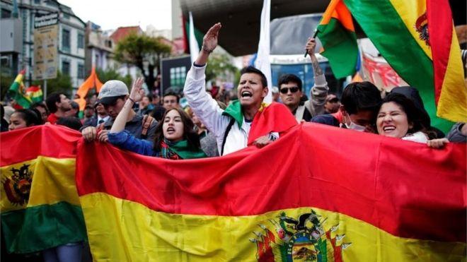 Obispos bolivianos, en coordinación con la Unión Europea y Naciones Unidas consideran que el diálogo y unas elecciones transparentes, son la salida del conflicto