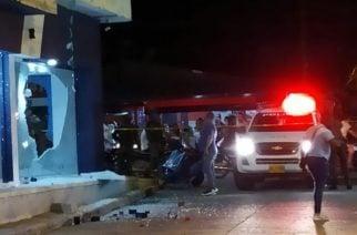 Tragedia en Montelíbano: Lanzaron granada contra un almacén de motos y cobró la vida de un octogenario