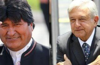 México ofreció asilo a Evo Morales
