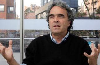 """Sergio Fajardo: """"El Gobierno Nacional no está inspirando a nadie sobre nada"""""""
