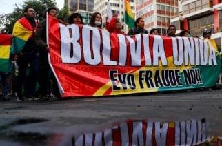 Pese a renuncia de Evo Morales, la violencia sigue en Bolivia