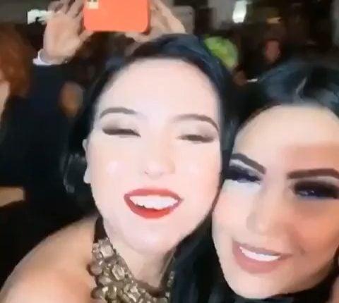 Aida Victoria conoció a Ana del Castillo.