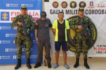 Alias 'Verdura' fue capturado en Puerto Escondido