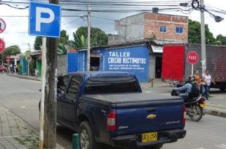 El manducazo navideño: Zonas de estacionamiento en Montería volverían a tener costos