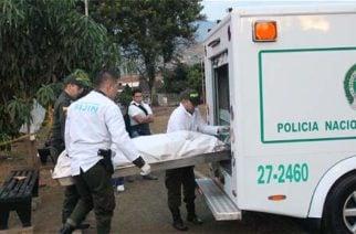 De varios disparos asesinaron a un líder comunal en Tarazá