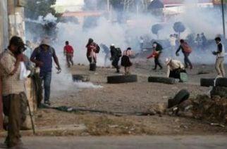 CIDH totaliza 23 muertos y 715 heridos durante protestas en Bolivia