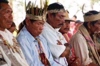32 comunidades indígenas reconocidas por la JEP como víctimas del conflicto armado