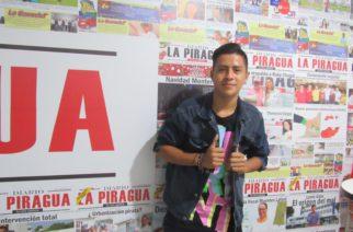 J Alex, La Innovación, llegó a Córdoba para promocionar su sencillo 'Frágil'