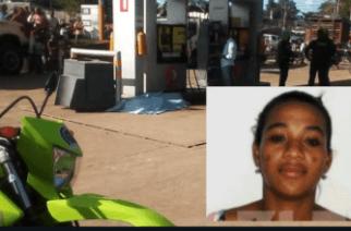 De varios disparos asesinaron a un mujer en una estación de gasolina en Lorica