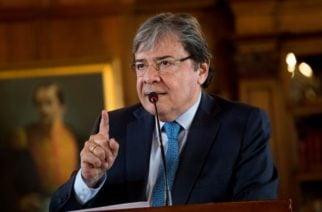 Ministro de Defensa negó militarización de Bogotá