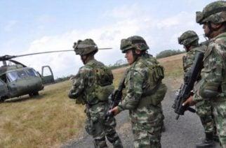 Comunicado: Fuerzas Militares desmienten muerte de 18 menores tras bombardeo a disidencias en Caquetá