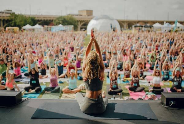 Festival de yoga y meditación