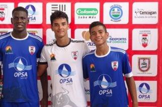 Tres jugadores del Club Deportivo Unión San Jorge buscarán la internacionalización en Argentina