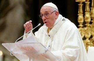 """Papa Francisco criticó a los alarmistas y a quienes """"viven a prisa"""""""