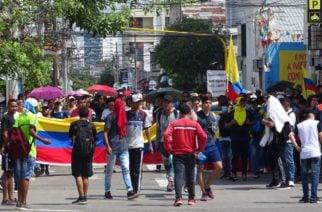 Con consignas, pancartas y en total tranquilidad marcharon los ciudadanos en Montería (+FOTOS)