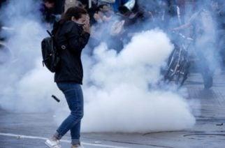 Una decena de detenidos por hechos violentos posteriores a la marcha