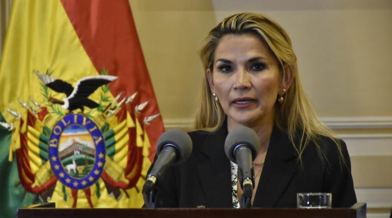 La presidente Jeanine Áñez se reunirá con la oposición