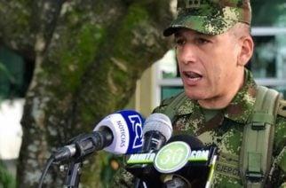 Comandante del Ejército afirma que desplazados de Uré pueden retornar a sus tierras
