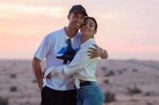 ¿Se echó al agua? Al parecer Cristiano Ronaldo se casó en secreto en Marruecos