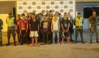 50 venezolanos indocumentados serán deportados desde Maicao