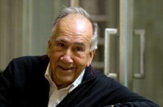El poeta Joan Margarit ganó el premio Cervantes 2019