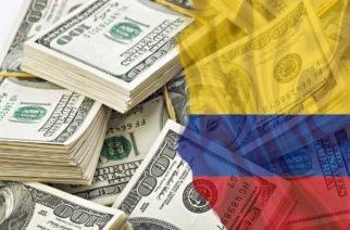 IIF reveló que la deuda pública de Colombia es de 54,3 % del PIB