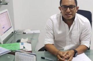Nuevo director de Indeportes Córdoba es el sahagunense Rodrigo Arcia