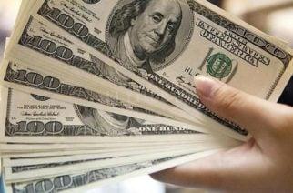 Expectativa por el paro dispara precio del dólar