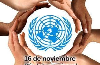 Por un mundo mejor: Hoy se celebra el Día Internacional para la Tolerancia