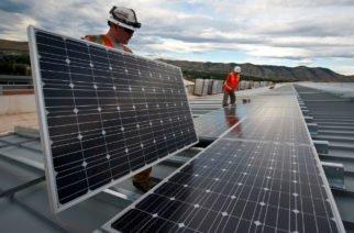 Inauguran el parque solar más grande de  Colombia