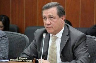 """Congresista Macías: """"Reforma a delitos sexuales contra menores se hundió por falta de votos"""""""
