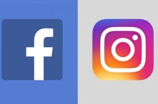Falla mundial de Instagram y facebook