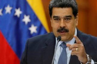 Maduro mencionó la posibilidad de dolarizar la economía venezolana