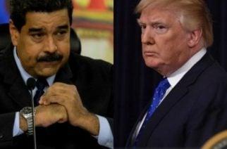 'Rifirrafe' entre Trump y Maduro tras renuncia de Evo Morales