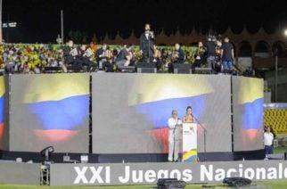 Así fue la inauguración de los juegos Nacionales 2019