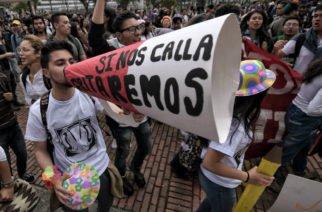 Conozca los puntos de concentración para marchar en Bogotá este 21-N