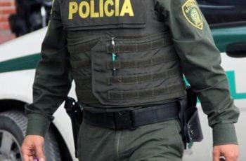 Policía resultó herido al estallar granada de aturdimiento que él mismo manipulaba