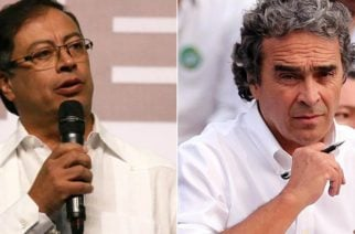 """Gustavo Petro: """"No veo a Fajardo de candidato presidencial para 2022"""""""