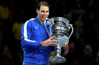 Rafael Nadal por quinta vez como número 1 en el ATP World Tour