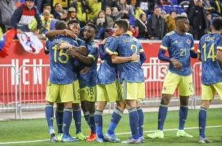 Selección Colombia venció 1-0 a Ecuador