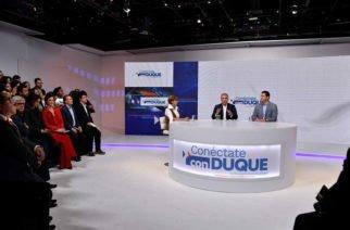 """""""A los colombianos nos tiene que unir la educación"""": Duque"""