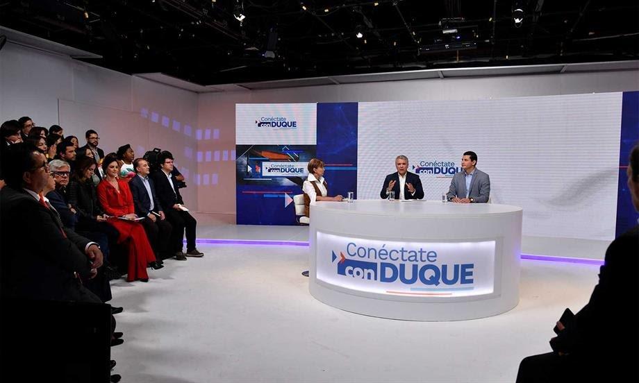 Duque hizo el pronunciamiento durante su programa 'Conéctate con Duque'.