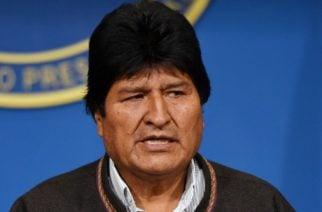 """Evo Morales dejó México """"temporalmente"""" y viajó a Cuba"""