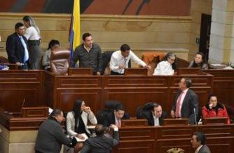 En último debate se aprobó Código anticorrupción para funcionarios