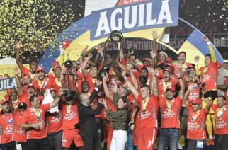 Se llevó la estrella N° 14: América de Cali venció al Junior de Barranquilla y se coronó campeón