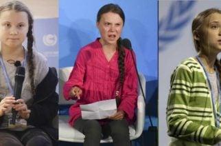 Greta Thunberg, personalidad del año según la revista TIME
